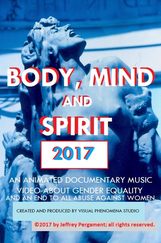 Body Mind and Spirit Poster 2017