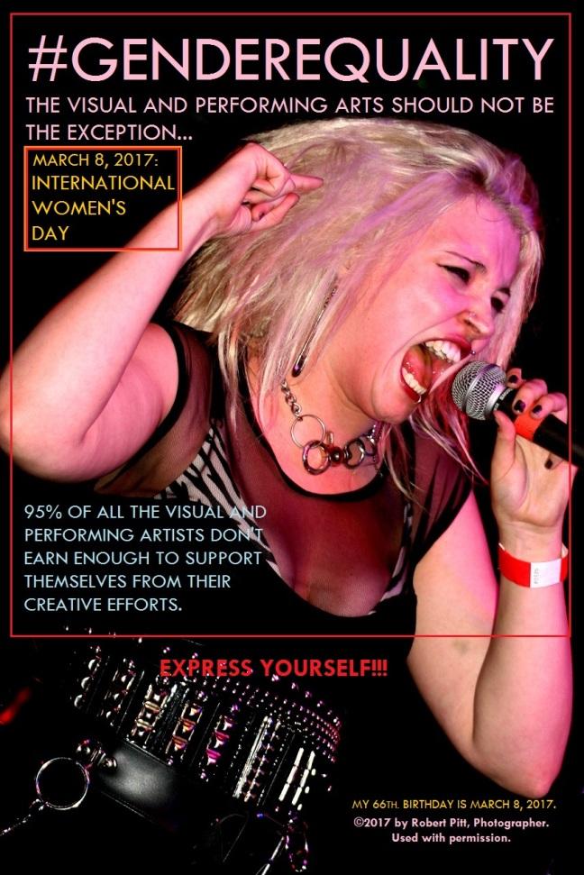 lady singer 1